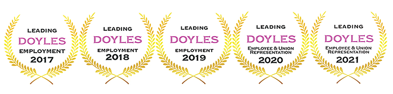 Doyle's Awards - Boylan Lawyers